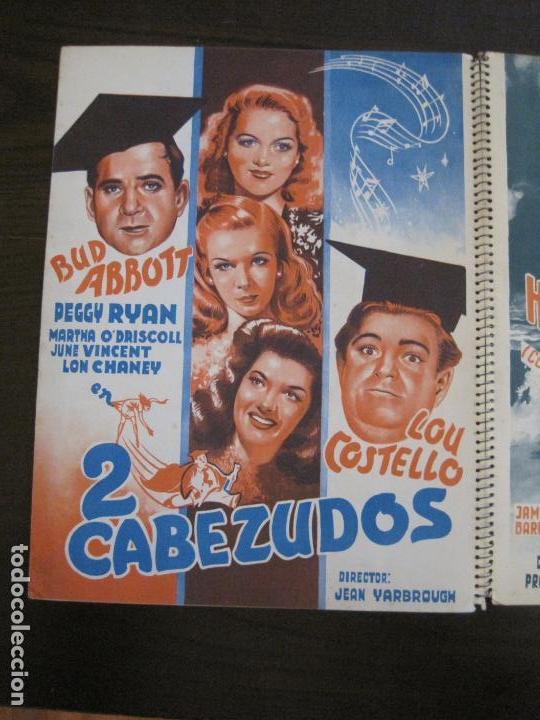 Cine: CATALOGO DE CINE-UNIVERSAL FILMS ESPAÑOLA S.A.-TEMPORADA 1946-VER FOTOS(V-15.956) - Foto 13 - 152207810