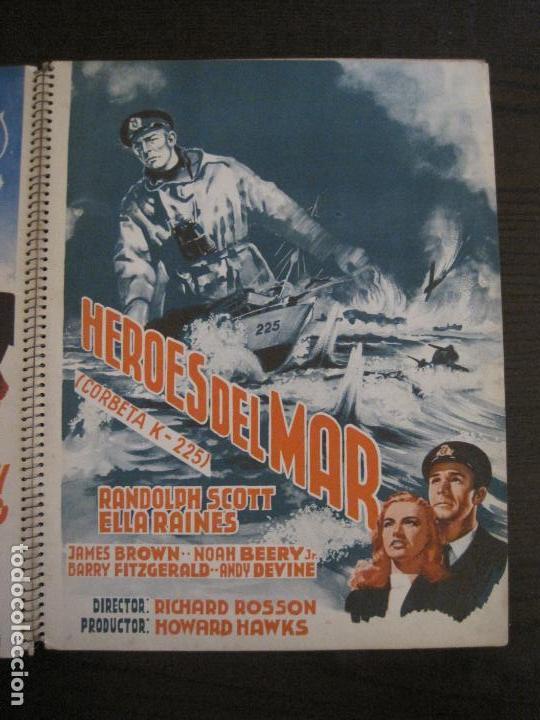 Cine: CATALOGO DE CINE-UNIVERSAL FILMS ESPAÑOLA S.A.-TEMPORADA 1946-VER FOTOS(V-15.956) - Foto 14 - 152207810