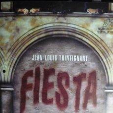 Cine: GUIA FIESTA .- JEAN LOUIS TRINTIGNANT. Lote 152798626