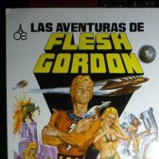 Cine: GUIA DOBLE LAS AVENTURAS DE FLESH GORDON. Lote 152843530