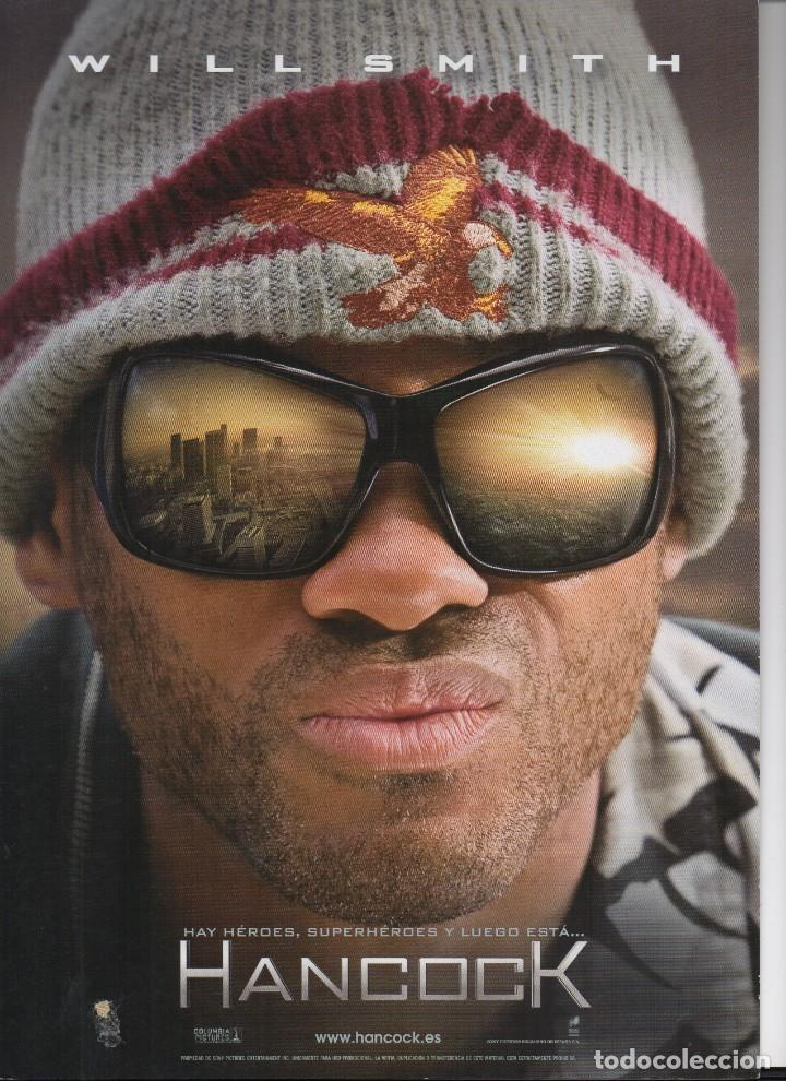 HANCOCK (Cine - Guías Publicitarias de Películas )