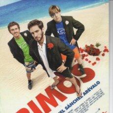 Cine: PRIMOS. Lote 153527782