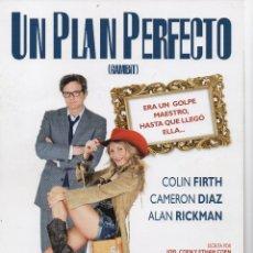 Cine: UN PLAN PERFECTO. Lote 153535390