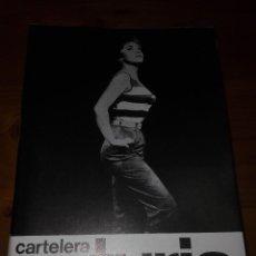 Cine: CARTELERA TURIA 263 FEBRERO 1969. Lote 155697490