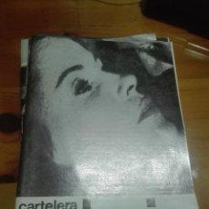 Cine: CARTELERA TURIA 484 MAYO 1973. Lote 155707946