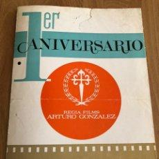 Cine: REGIA FILMS ARTURO GONZALEZ.1967-68.EL BUENO EL BRUTO Y EL MALO CLINT EASTWOOD.SERGIO LEONE. Lote 158087350