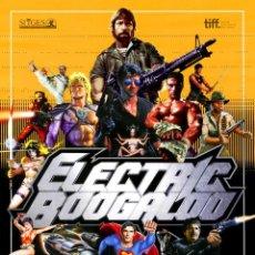 Cine: ELECTRIC BOOGALOO LA LOCA HISTORIA DE CANNON (GUÍA ORIGINAL SIMPLE CON FOTOS ESTRENO EN ESPAÑA). Lote 207025147