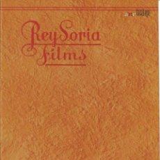 Cine: FACSÍMIL DEL CATÁLOGO DE REY SORIA FILMS DE LA TEMPORADA 1947-1948. Lote 158497770