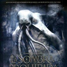 Cine: LA SOMBRA PROHIBIDA (GUÍA ORIGINAL SIMPLE DE SU ESTRENO EN ESPAÑA) PAUL NASCHY EUSEBIO PONCELA. Lote 158608306