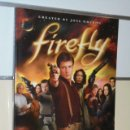 Cine: FIREFLY THE OFFICIAL COMPANION VOLUME ONE EN INGLES. Lote 158720174