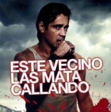 Cine: NOCHE DE MIEDO (GUÍA ORIGINAL DOBLE CON FOTOS DE SU ESTRENO EN ESPAÑA) GÉNERO TERROR. Lote 244759970
