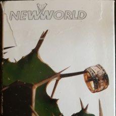 Cine: VHS VÍDEO GUÍA CONDICIONES GENERALES Y NORMAS NEW WORLD. Lote 159053612
