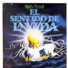 Cine: EL SENTIDO DE LA VIDA. GUIA ORIGINAL ESTRENO.. Lote 159366262