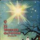 Cine: GUIA CINE , EL MENSAJE DE FATIMA , TIPO REVISTA , ORIGINAL , G1465. Lote 162034298