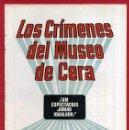 Cine: GUIA CINE , LOS CRIMENES DEL MUSEO DE CERA , 3D , TIPO REVISTA , ORIGINAL , G1516. Lote 162072466