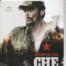 Cine: CHE, EL ARGENTINO. Lote 163637342
