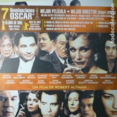 Cinéma: GUIA SENCILLA GOSFORD PARK - ALAN BATES. Lote 163789082