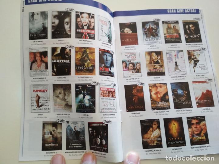 Cine: CATÁLOGO DE DVD FILMAX 2007 - Foto 2 - 164790022