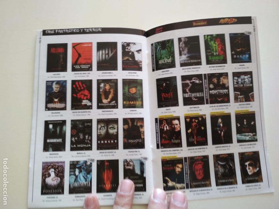 Cine: CATÁLOGO DE DVD FILMAX 2007 - Foto 6 - 164790022