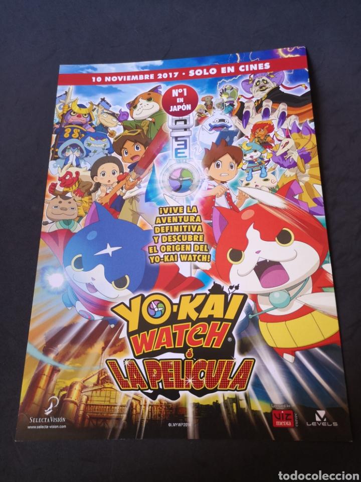 Guía De Cine Yo Kai Watch Sold Through Direct Sale 165995834