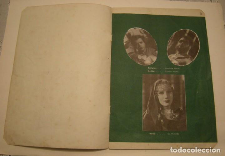 Cine: ESCIPION EL AFRICANO. JUCA FILMS,S.A. AÑO 1937 GUIA DE LA PELICULA VER FOTOS. - Foto 2 - 166058842