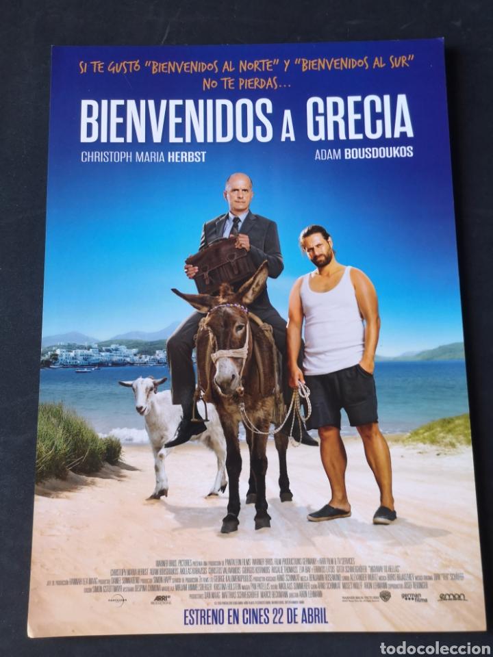 Guía De Cine De La Película Bienvenidos A Greci Sold Through Direct Sale 166129916