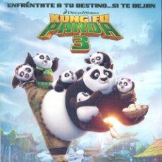 Cine: KUNG FU PANDA 3. GUIA ORIGINAL ESTRENO.. Lote 167002064