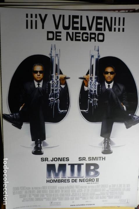 GUIA DOBLE MIIB HOMBRES DE NEGRO - WILL SMITH (Cine - Guías Publicitarias de Películas )