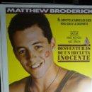 Cine: GUIA DOBLE DESVENTURAS DE UN RECLUTA INOCENTE- MATTHEW BRODERICK. Lote 168328756