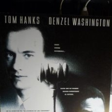 Cine: GUIA DOBLE PHILADELPHIA -TOM HANKS. Lote 168329280
