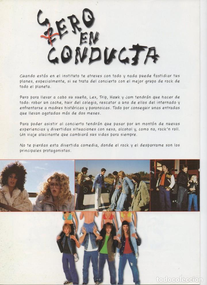 Cine: CERO EN CONDUCTA - Foto 2 - 171221700