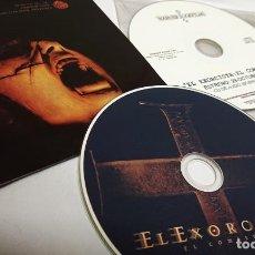 Cine: EL EXORCISTA. EL COMIENZO · 2 CDS ORIGINALES DE PRENSA / MATERIAL PARA MEDIOS. Lote 172107889