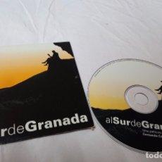 Cine: AL SUR DE GRANADA · CD ORIGINAL DE PRENSA / MATERIAL PARA MEDIOS . Lote 172139787
