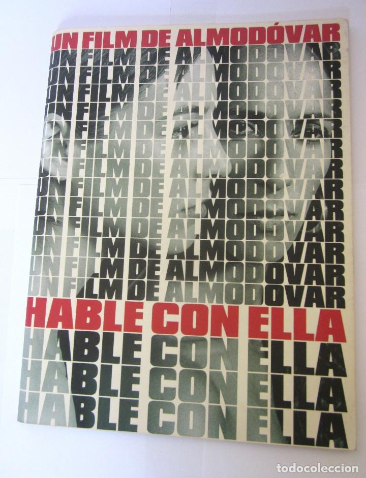 Cine: Guía Película Revista Almodóvar Hable con ella 2002 El Deseo - Foto 2 - 172825820