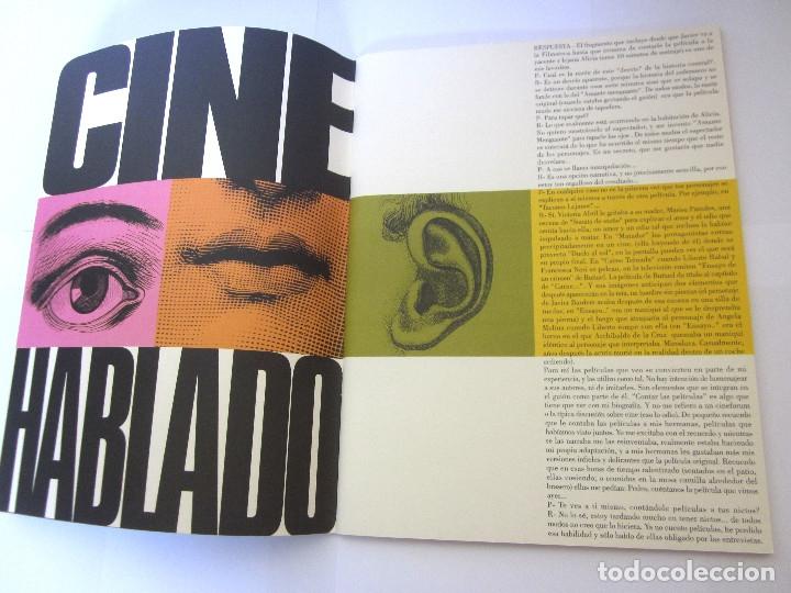 Cine: Guía Película Revista Almodóvar Hable con ella 2002 El Deseo - Foto 3 - 172825820