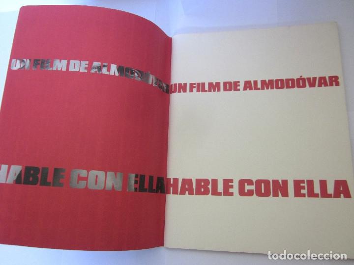 Cine: Guía Película Revista Almodóvar Hable con ella 2002 El Deseo - Foto 5 - 172825820