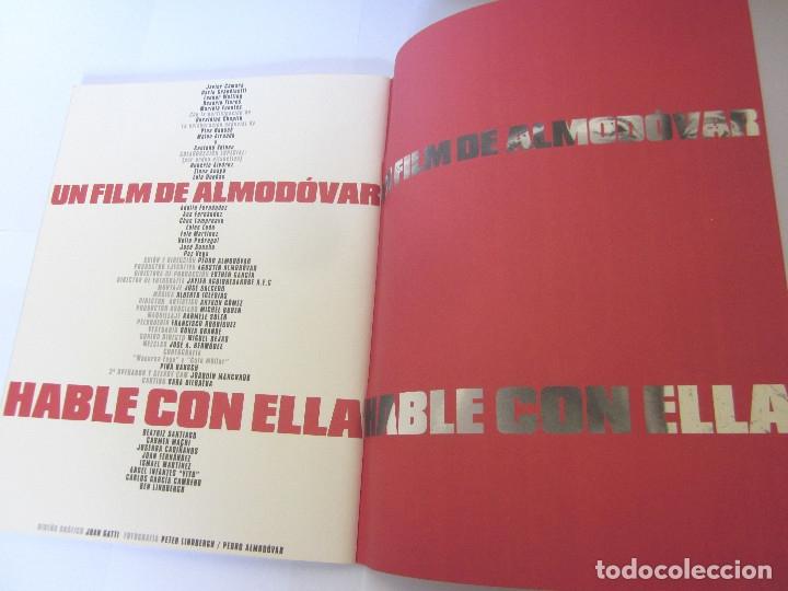 Cine: Guía Película Revista Almodóvar Hable con ella 2002 El Deseo - Foto 11 - 172825820