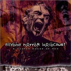 Cine: BEYOND HORROR HOLOCAUST: A DEEPER SHADE OF RED (FANTASMA BOOKS ). Lote 173193960