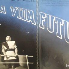 Cine: UNITED ARTISTS - LOS ARTISTAS ASOCIADOS CATALOGO ORIGINAL ESPAÑOL - 1936-37 CHAPLIN-DIETRICH-DISNEY. Lote 176698642