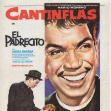Cine: EL PADRECITO. Lote 177255413