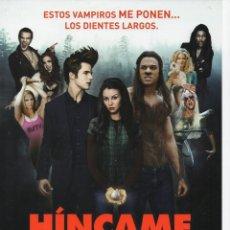 Cine: HÍNCAME EL DIENTE. Lote 177634778