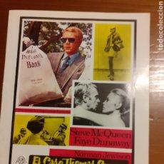 Cine: EL CASO THOMAS CROWN. Lote 178821218