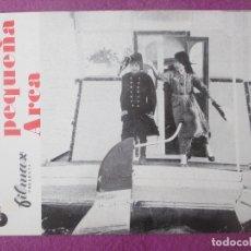Cine: GUIA PUBLICITARIA, CINE, LA PEQUEÑA ARCA, THEODORE BIKEL, PHILIP FRAME, G437. Lote 179964093