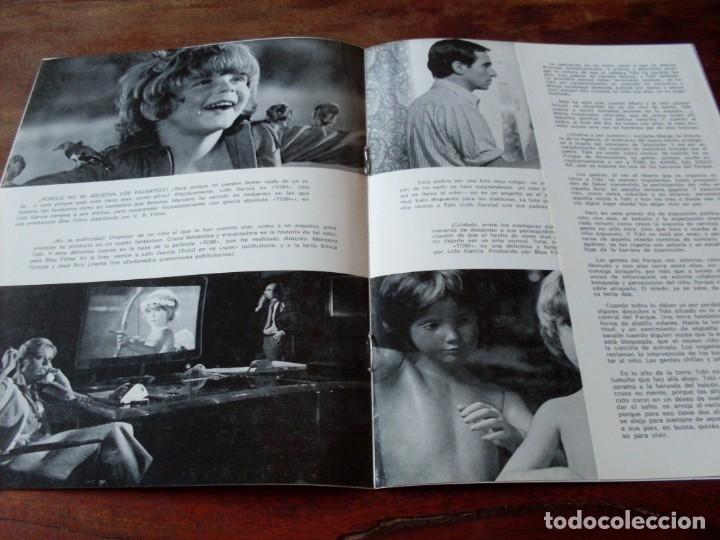 Cine: tobi - lolo garcia, maria casanova, antonio ferrandis - guia original cb films año 1978 - Foto 3 - 180193513