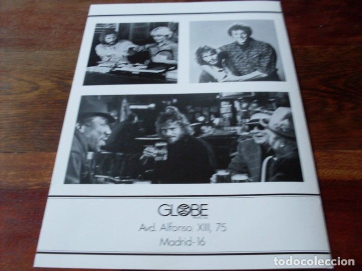Cine: max's bar - john savage, david morse, amy wright, richard donner - guia original globe año 1980 - Foto 3 - 180276053