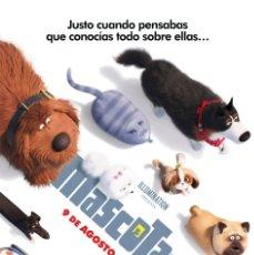 Cine: MASCOTAS 2. Lote 181161766