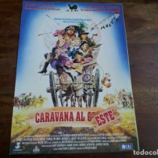 Cine: CARAVANA AL ESTE - JOHN CANDY, RICHARD LEWIS, JOHN C. MCGINLEY - GUIA ORIGINAL TRIPICTURES AÑO 1994. Lote 183203713