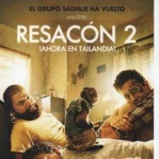 Cine: RESACÓN 2 ¡AHORA EN TAILANDIA!. Lote 186130017