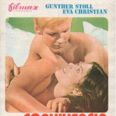 Cine: CONVIVENCIA SEXUAL. Lote 188778061