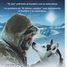 Cine: EL ULTIMO CAZADOR. Lote 189194618